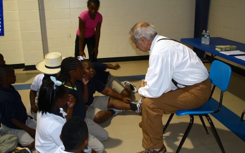 History in Action : Sixth Ward Elementary School | Oak ...