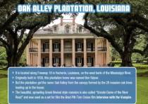 Map Of Louisiana Plantation Homes.Oak Alley Plantation One Of The 10 Best Oak Alley Foundation